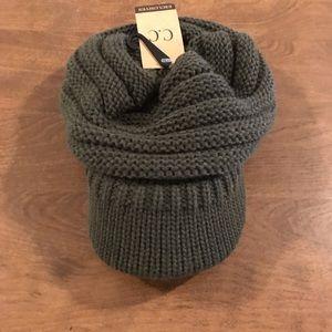 C.C knit cap NWT